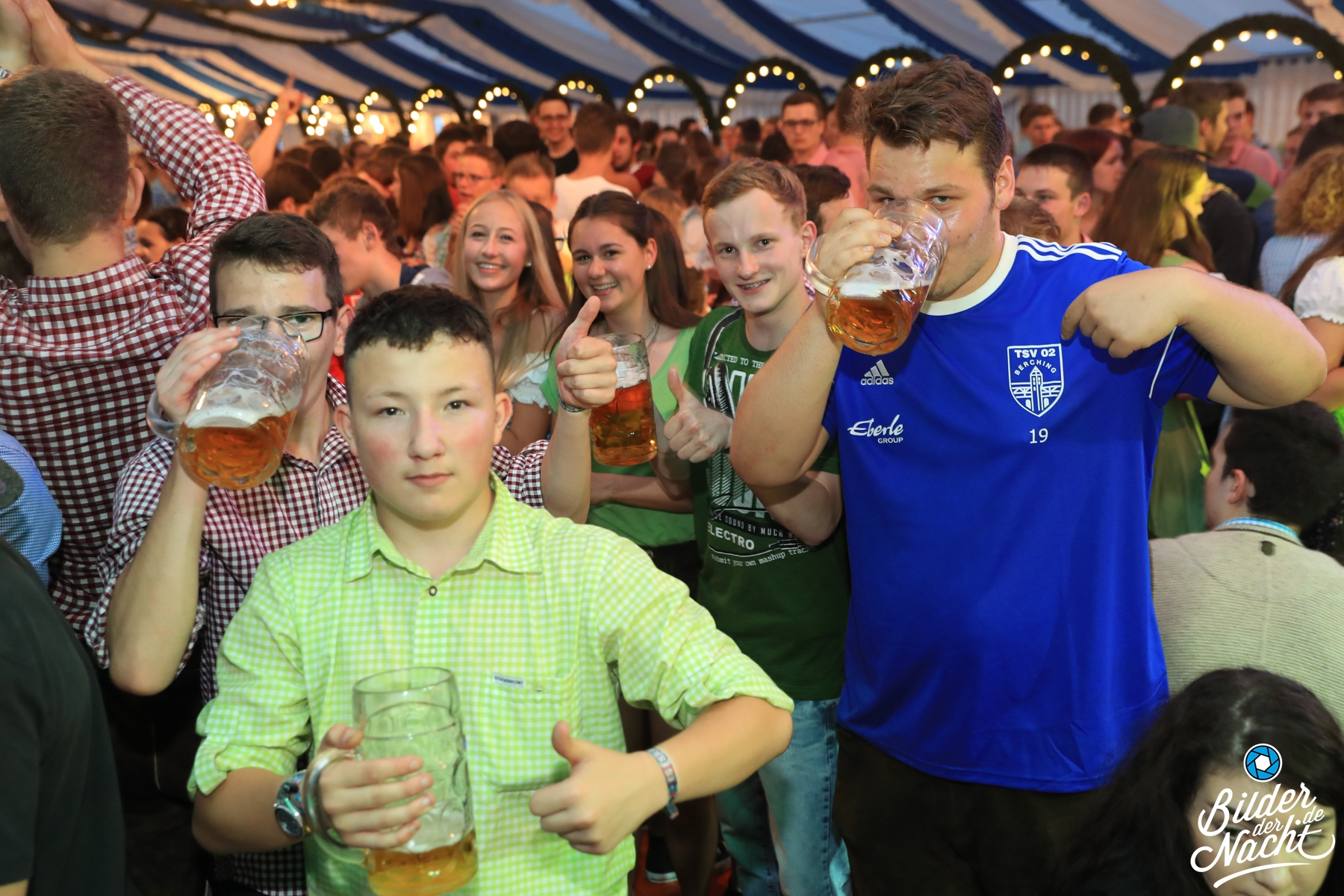 Volksfest Berching 2021